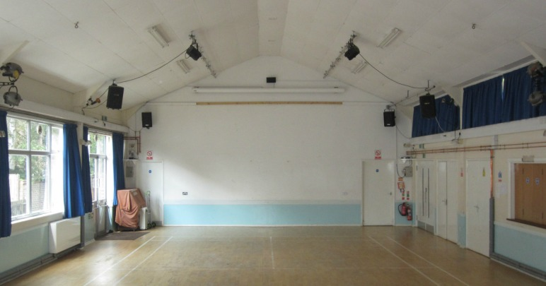 Elstead Village Hall Page Main Image